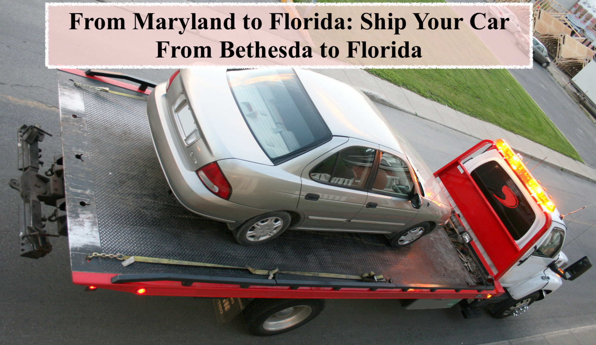 maryland to florida