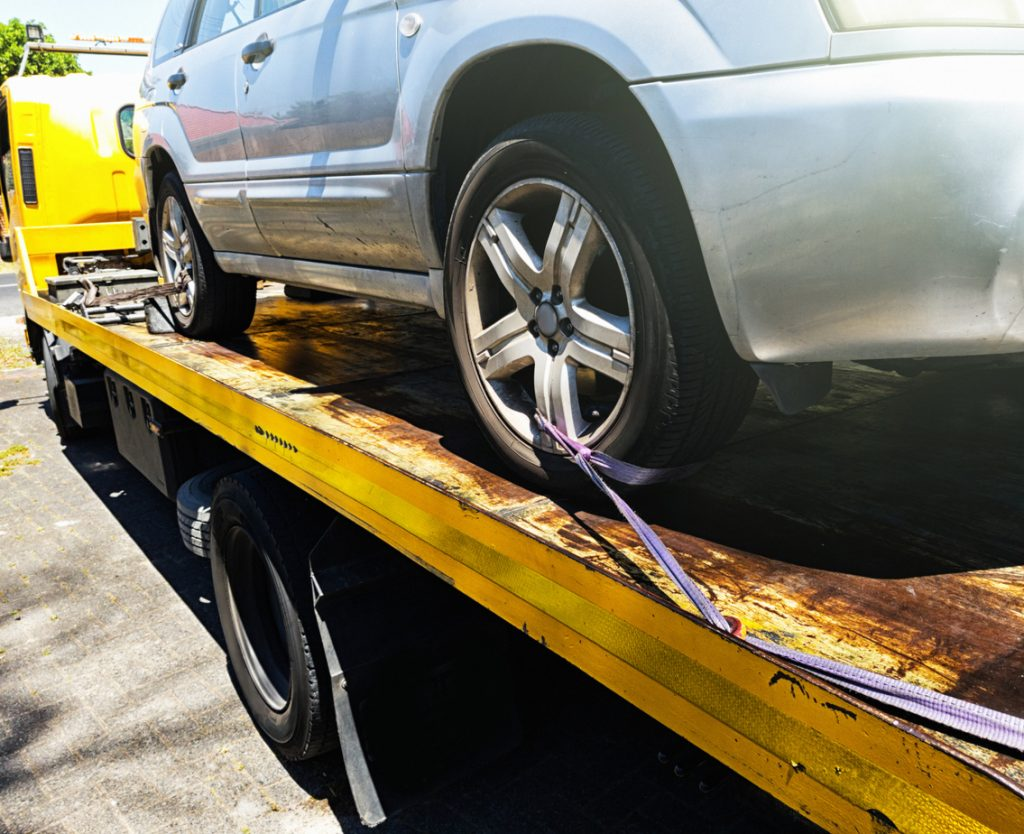 Exotic and Luxury Towing From the DC, Maryland, and Virginia Area