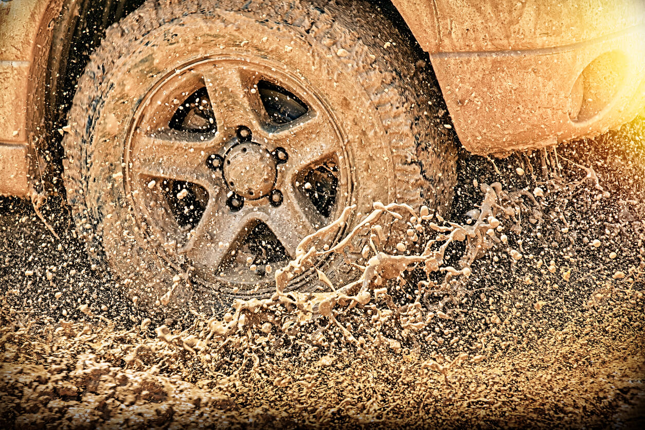 Stuck in the Mud? 8 Ways to Tow Your Truck Out