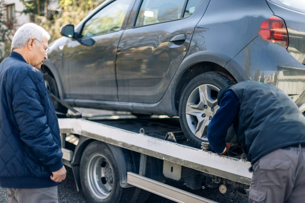 Geyers Auto Towing - Personal Vehicle in Frederick, Maryland