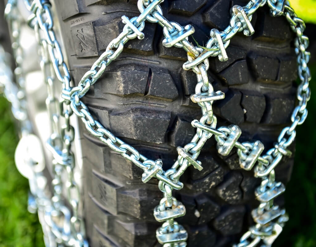 traction for truck wheels