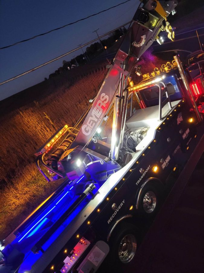 Geyers Towing & Recovery Maryland