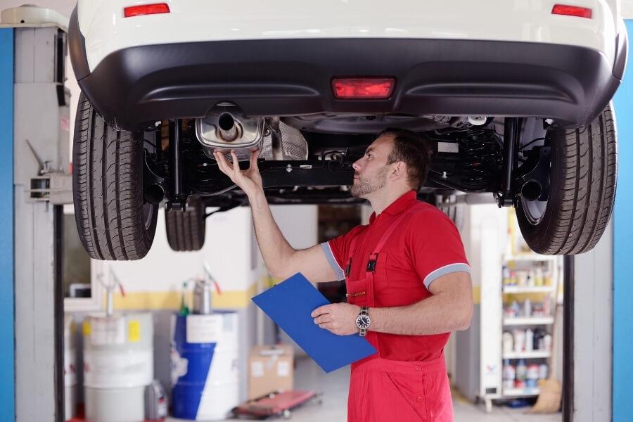 car emissions inspection