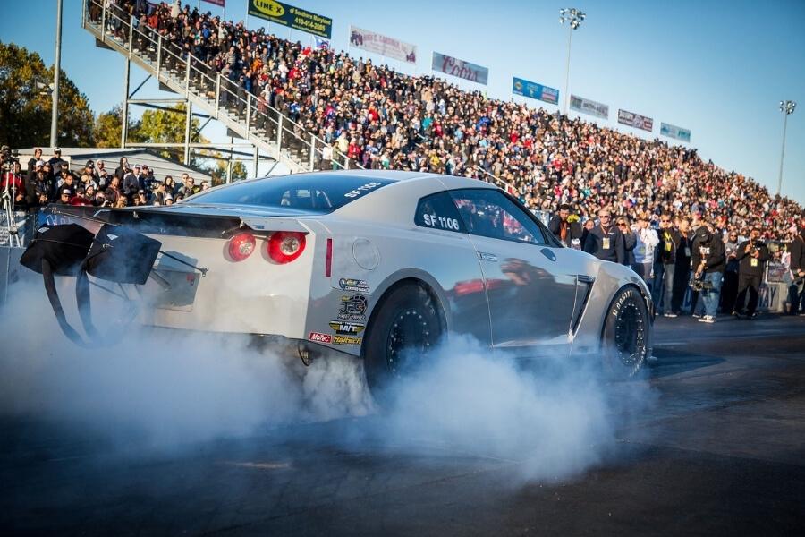 International Auto Racing in Maryland